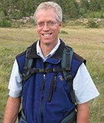 Dr. Mark A. Hayes, Senior Bat Ecologist.